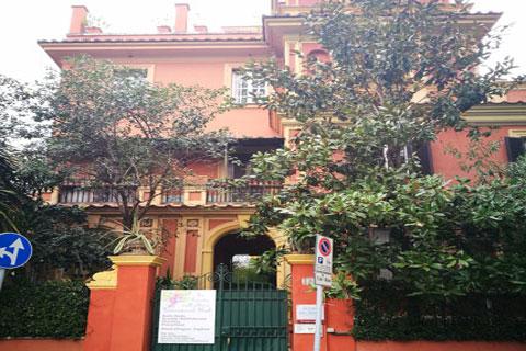 La casetta sull'albero Roma