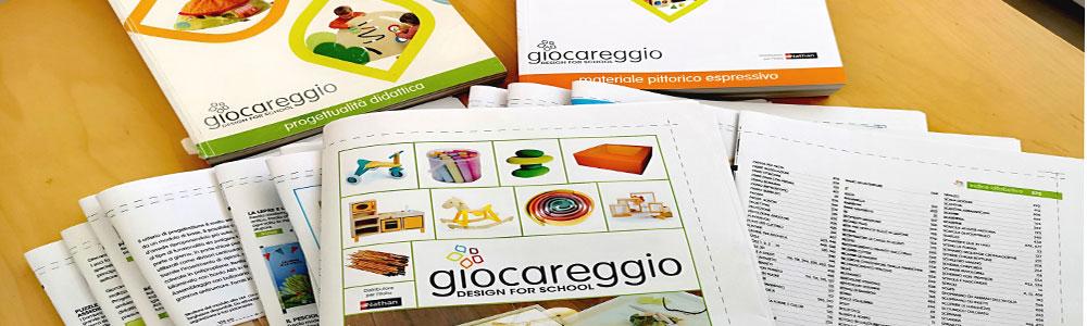 Catalogo Giocareggio